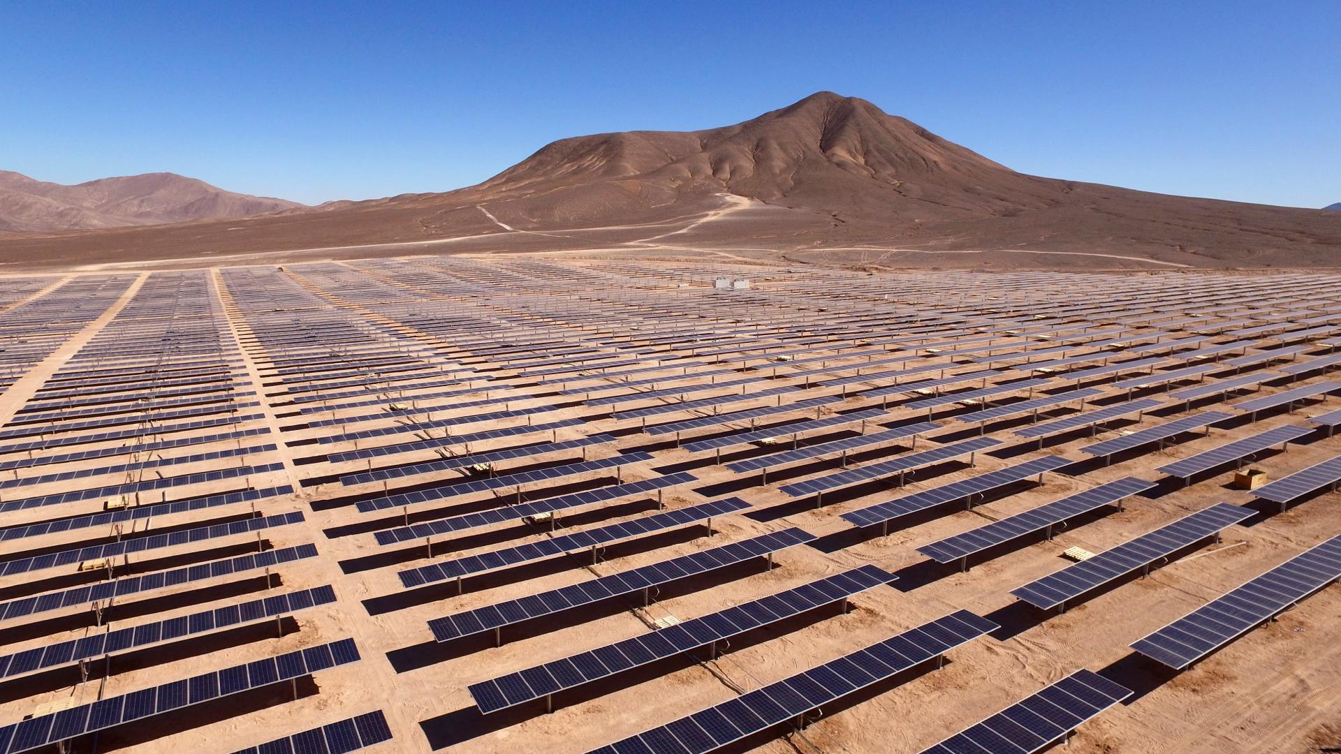 La fuerte apuesta de ISA por un Chile renovable y descarbonizado