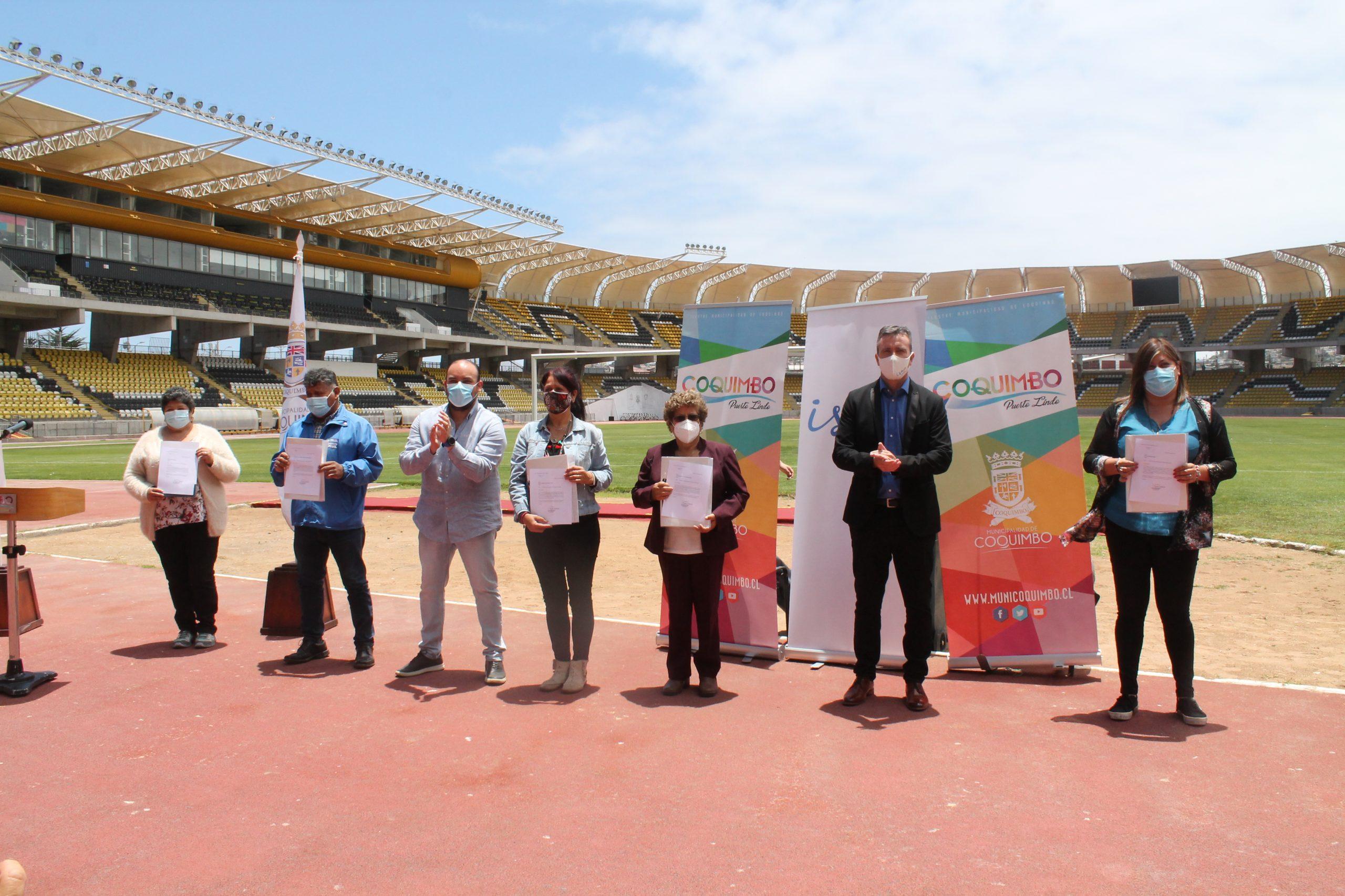 ISA INTERCHILE hizo entrega de valiosos fondos concursables para organizaciones sociales